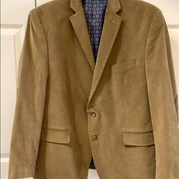 Men's Lauren Corduroy Sport Coat. 48R worn 2x